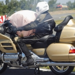 Honda Goldwing gets Airbags Recalled