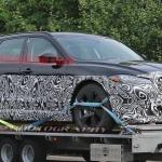 Jaguar J-Pace Spied