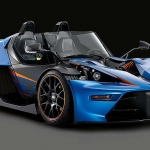 Complete KTM X-Bow to be Sold in America
