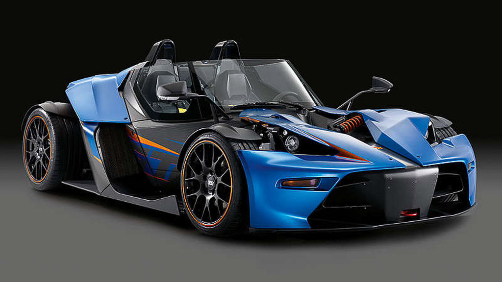 Complete Ktm X Bow To Be Sold In America