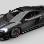 McLaren 675LT Carbon Fiber Series