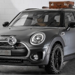 The Mini Clubman Scrambler