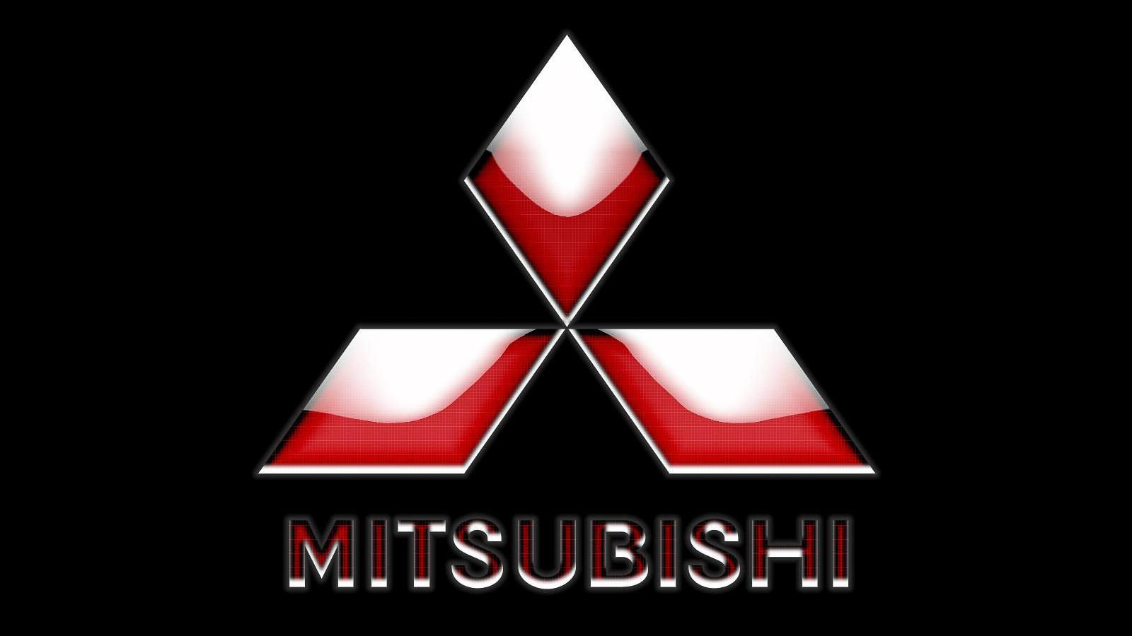 Логотип митсубиси обои на рабочий стол