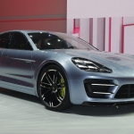 Porsche and Bentley Share New V8