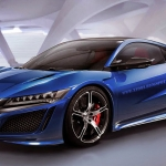 More Acura NSX Models to Come