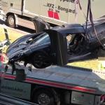 Koenigsegg One:1 Destroyed at Nurburgring