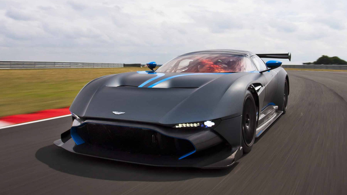 aston martin vulcan being auctioned. Black Bedroom Furniture Sets. Home Design Ideas