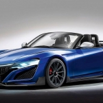 Possibility of a New Honda S2000?