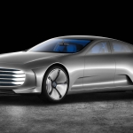 Mercedes Concept to Compete Against Tesla