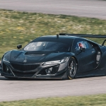 Acura NSX GT3 Technology Shared with Production Car