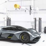 Aston Martin and Red Bull Partnership Hypercar