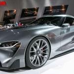 New Toyota Supra