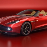 Limited Run Aston Martin Zagato Volante