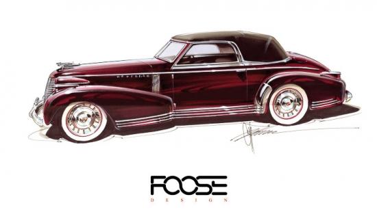 Foose Cadillac