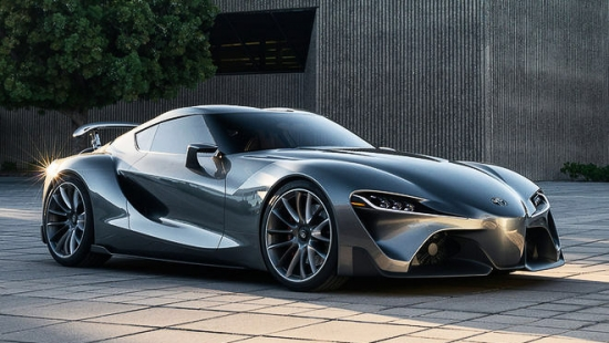 Toyota-FT-1-concept-silver-front-three-quarter