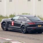Porsche Cayenne Coupe Spied