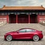 Tesla Reports Crash in China