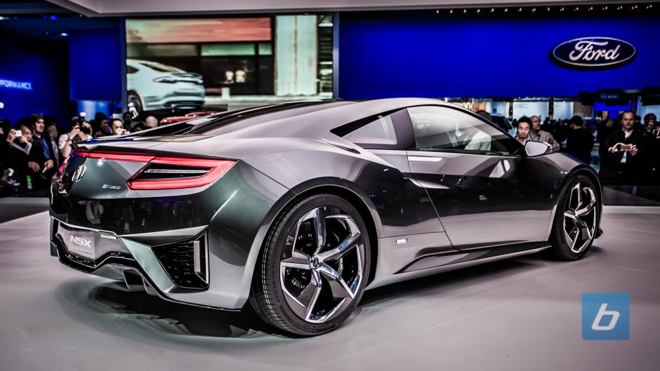 Acura Nsx Concept Estimated Price | Autos Post