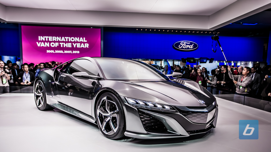 Acura nsx concept submited images