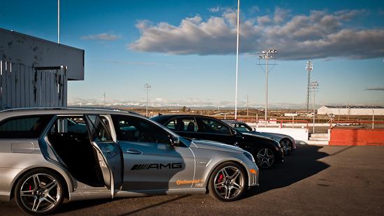 Mercedes-Benz E55 Wagon