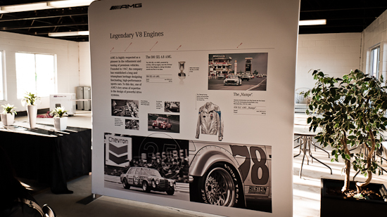 History of AMG