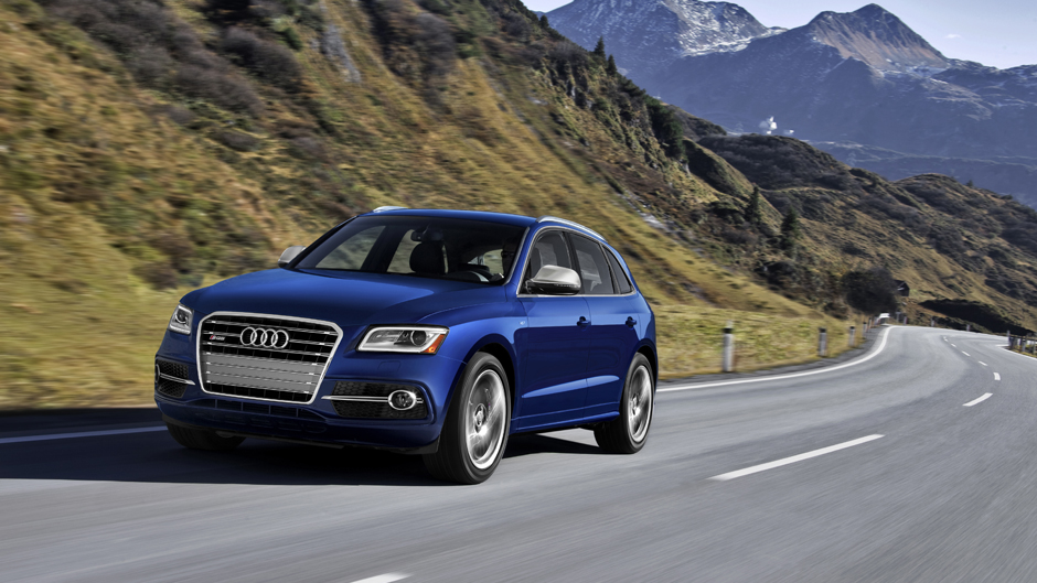 Audi Announces Gasoline-Powered SQ5 to Debut at 2013 NAIAS
