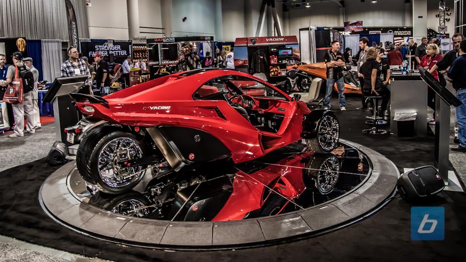 Honda Motorcycles Calgary >> The Bikes of SEMA 2013