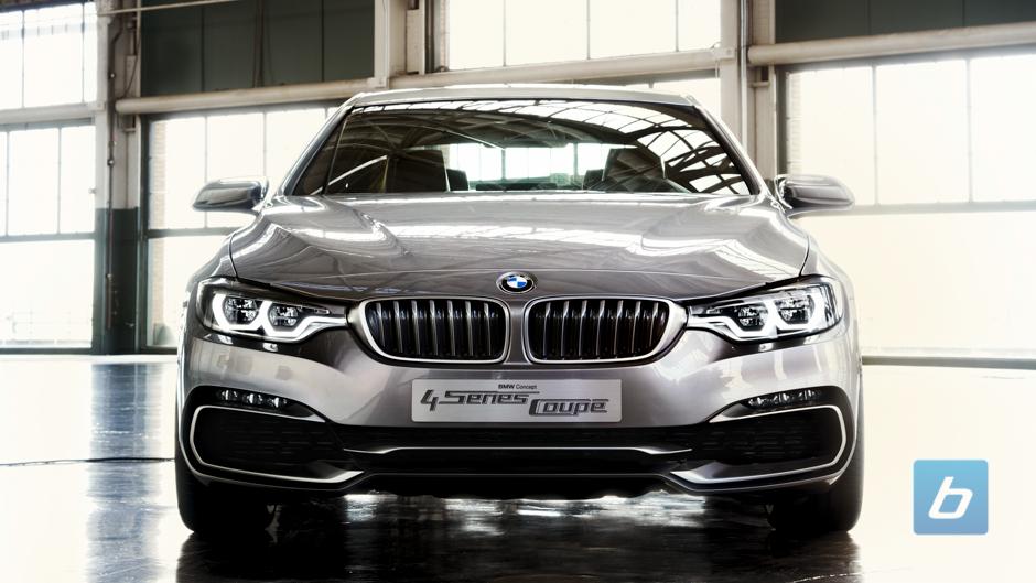 NAIAS Preview: BMW Concept 4 Series