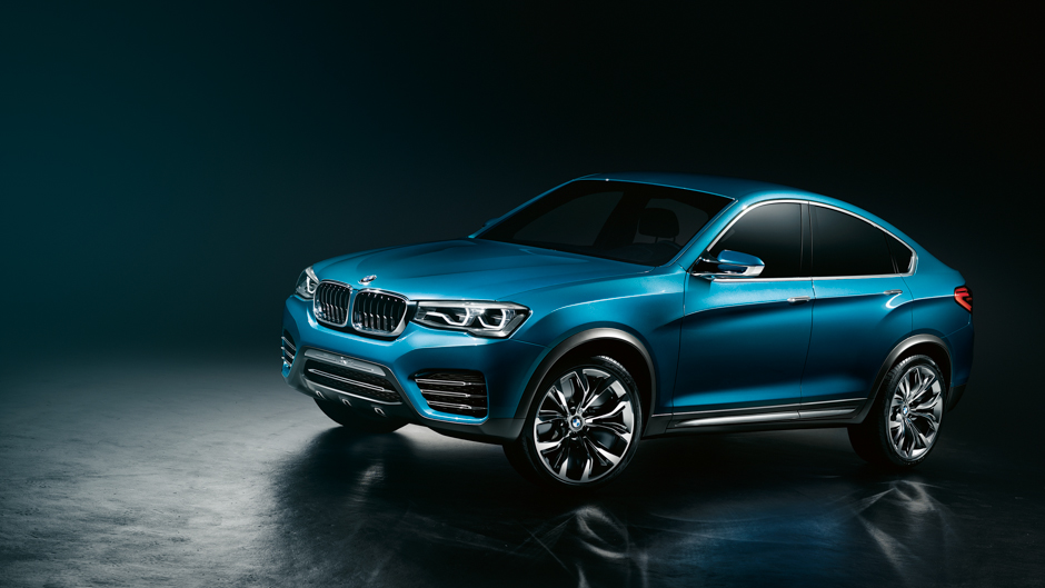 Return Of The SAC: The BMW Concept X4
