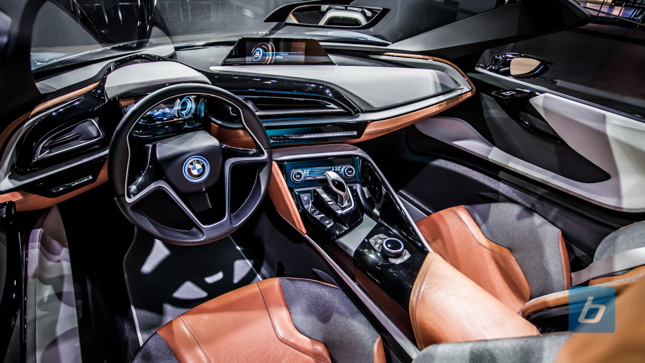 Bmw I8 Concept Spyder Makes First U S Appearance