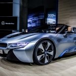 BMW i8 Concept Spyder Makes First U.S. Appearance