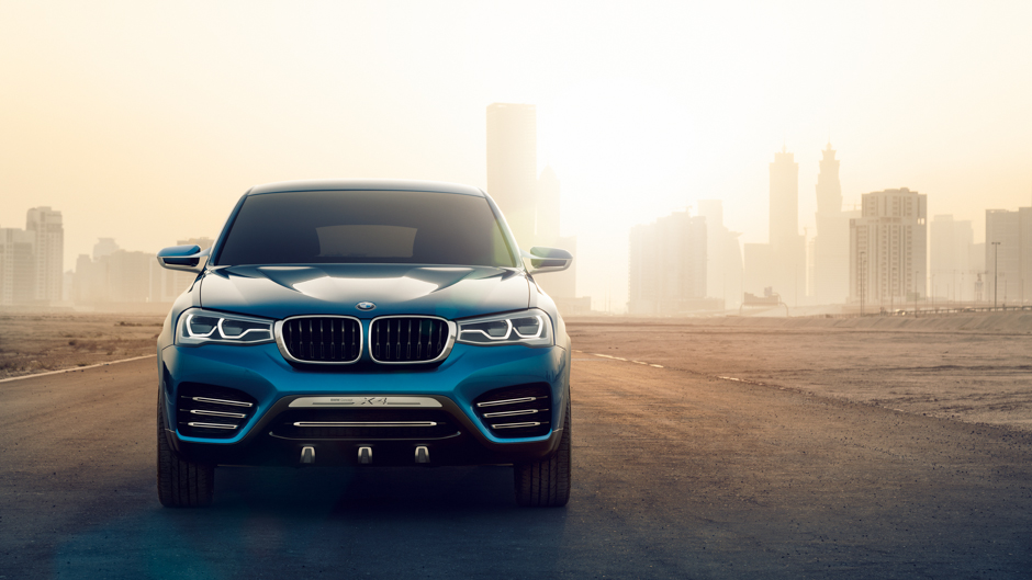 BMW Dishes Out More X4 Concept Eye Candy