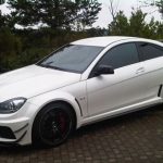C63 Black Series officially unveiled