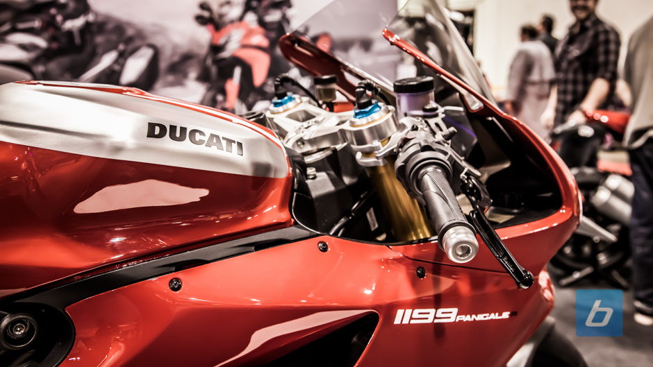 Ducati 1119 Panigale