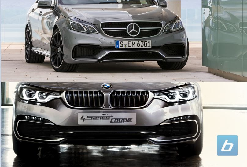 Who Copied Who? E63 AMG Facelift vs BMW 4 Series