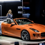 Jaguar Shows Off F-Type in Black Pack Trim