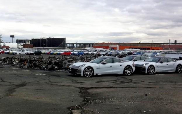ICBC Warns Hurricane Sandy Damaged Vehicles Coming to Canada