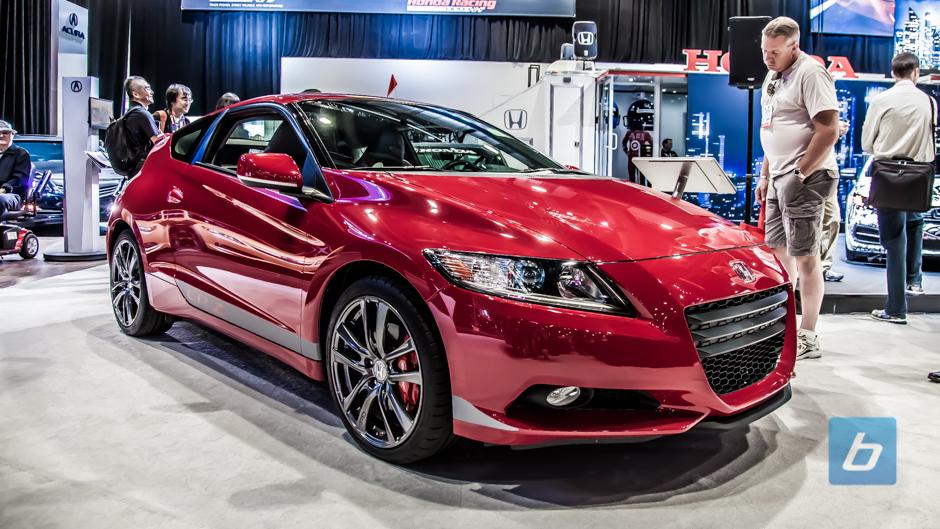 Honda / Acura SEMA 2013 Booth Tour