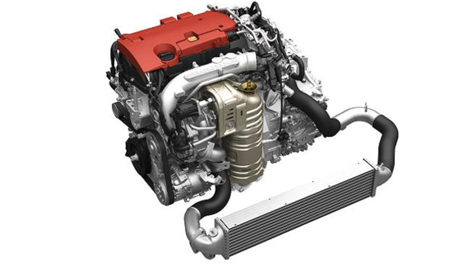 Honda Announces Series of New Turbo VTEC Engines