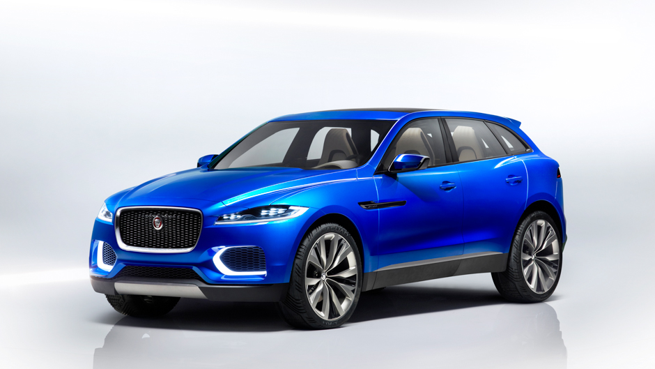 Jaguar Unveils C-X17 Concept, Preview of Future Q-Type?