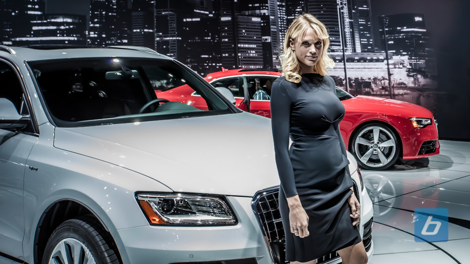 2012 LA Auto Show Wraps Up, a Booth Girls Farewell