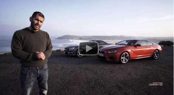 Chris Harris: BMW M6 vs Mercedes SL63 AMG