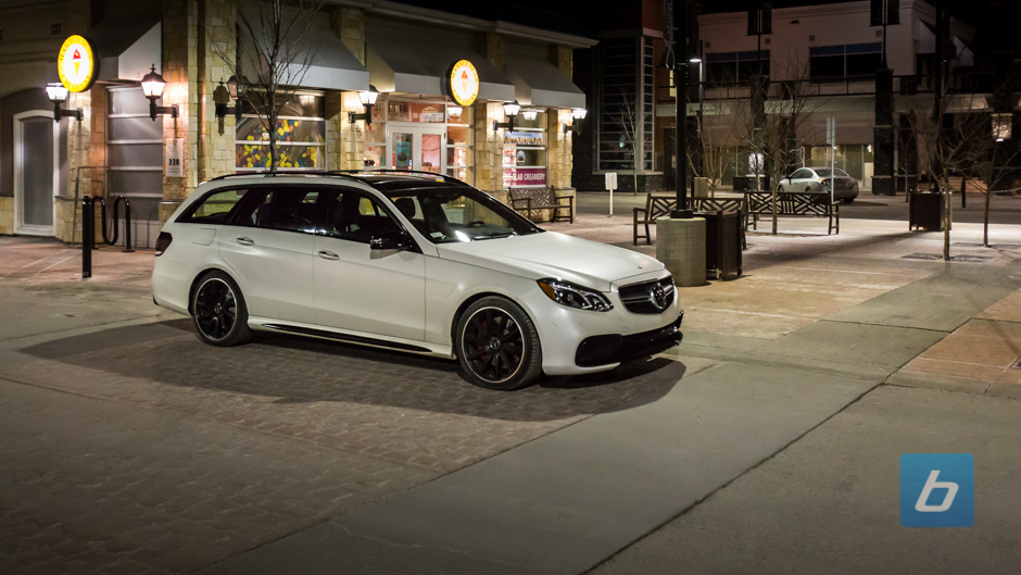 Review 2014 mercedes benz e63s amg wagon for Mercedes benz g wagon review