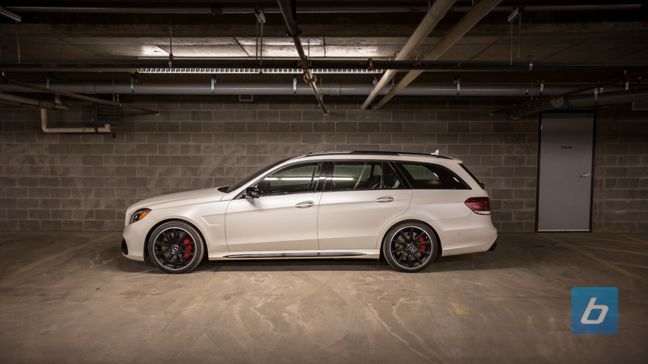 Mercedes Amg E Wagon Review