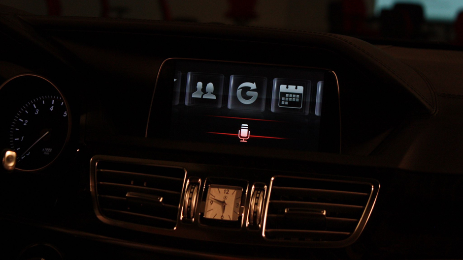 Mercedes-Benz offers Siri Eyes Free in latest E-Class