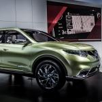 LA Auto Show: Nissan Hi-Cross Concept