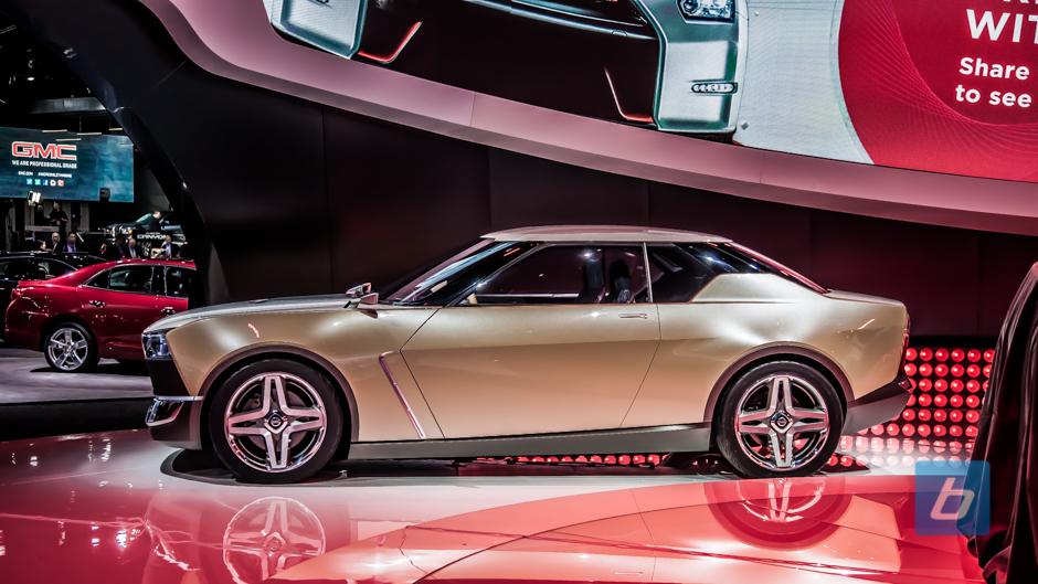 Nissan IDx Freeflow and IDx NISMO North American Debut