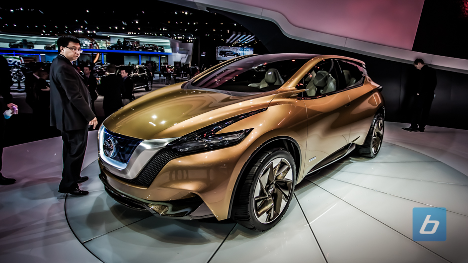 Nissan Resonance Concept Previews Next Murano