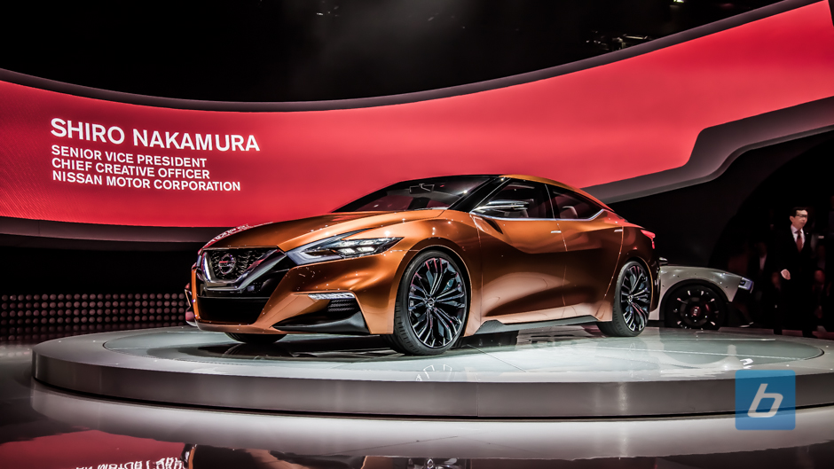 Nissan Sports Sedan Concept Isn't Very Conceptual