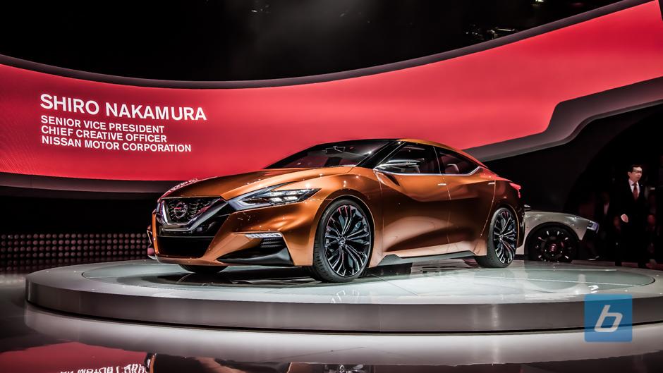 Nissan Sports Sedan Concept Isn't Very Conceptual